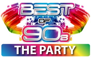 Logo BOT90 THE PARTY 400